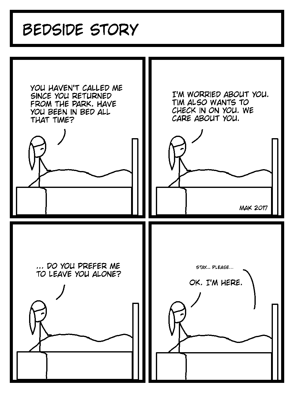 Bedside Story