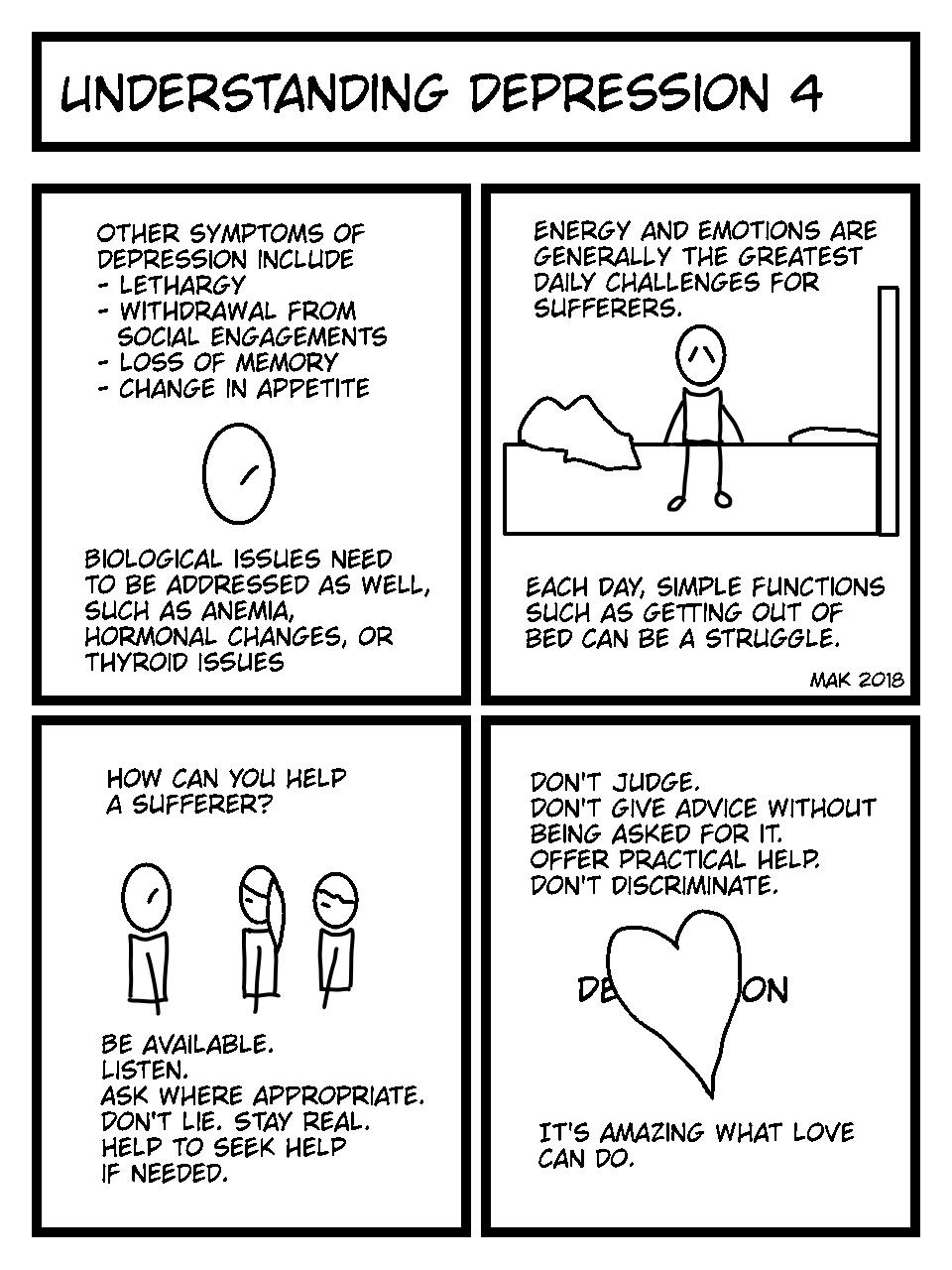Understanding Depression 4