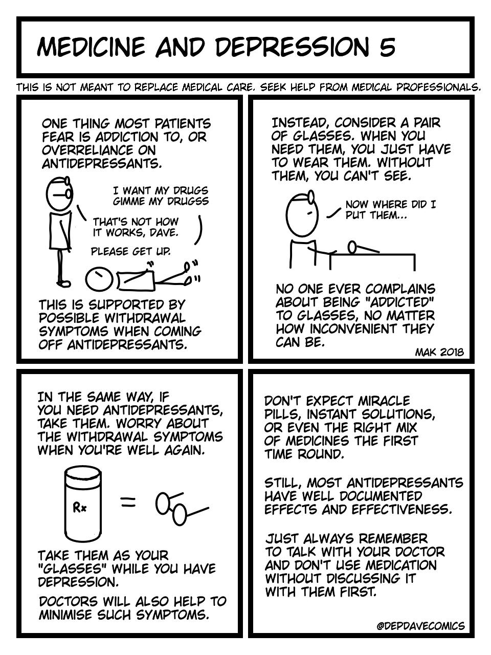 Medicine and Depression 5