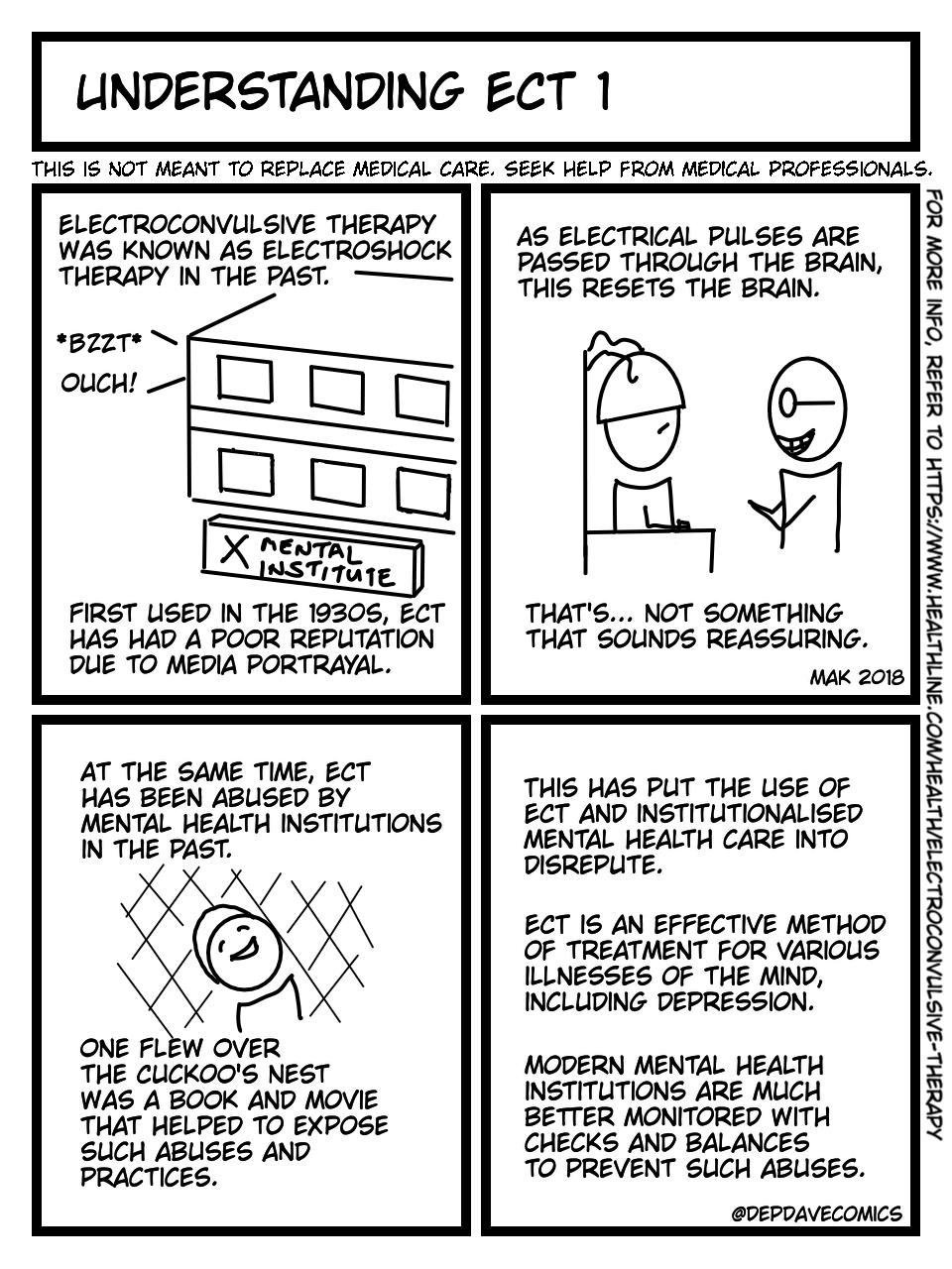 Understanding ECT 1